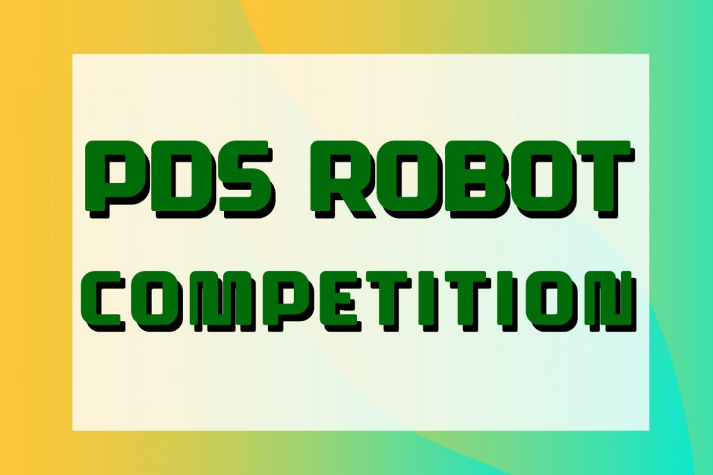 PDS Robot Competition 2019